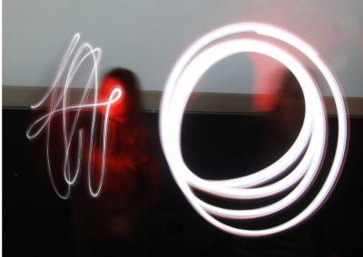 Kamera kreativ 2020 Luminogramm