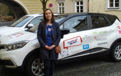 Besuch des FranceMobil