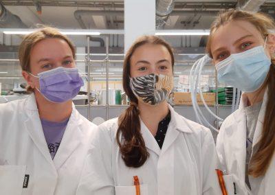 2021 Chemiepraktikum
