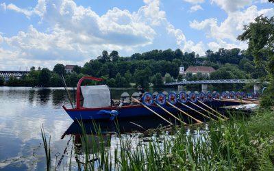 Römerschiff in Regensburg